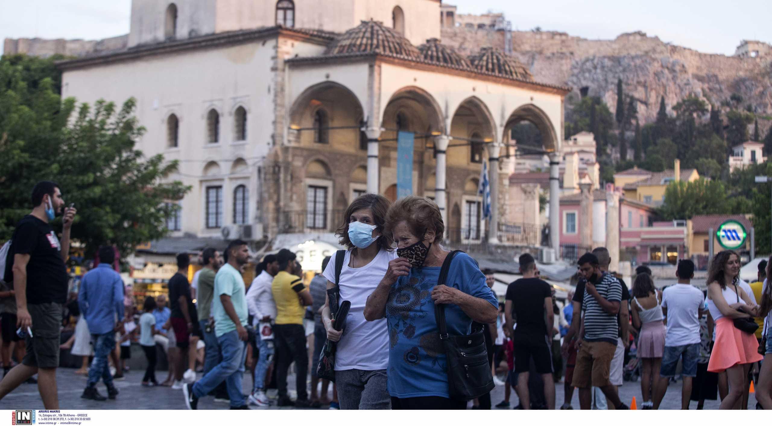 Κορονοϊός: «Βράζουν» Αττική και Θεσσαλονίκη – Πως κατανέμονται τα 2132 νέα κρούσματα