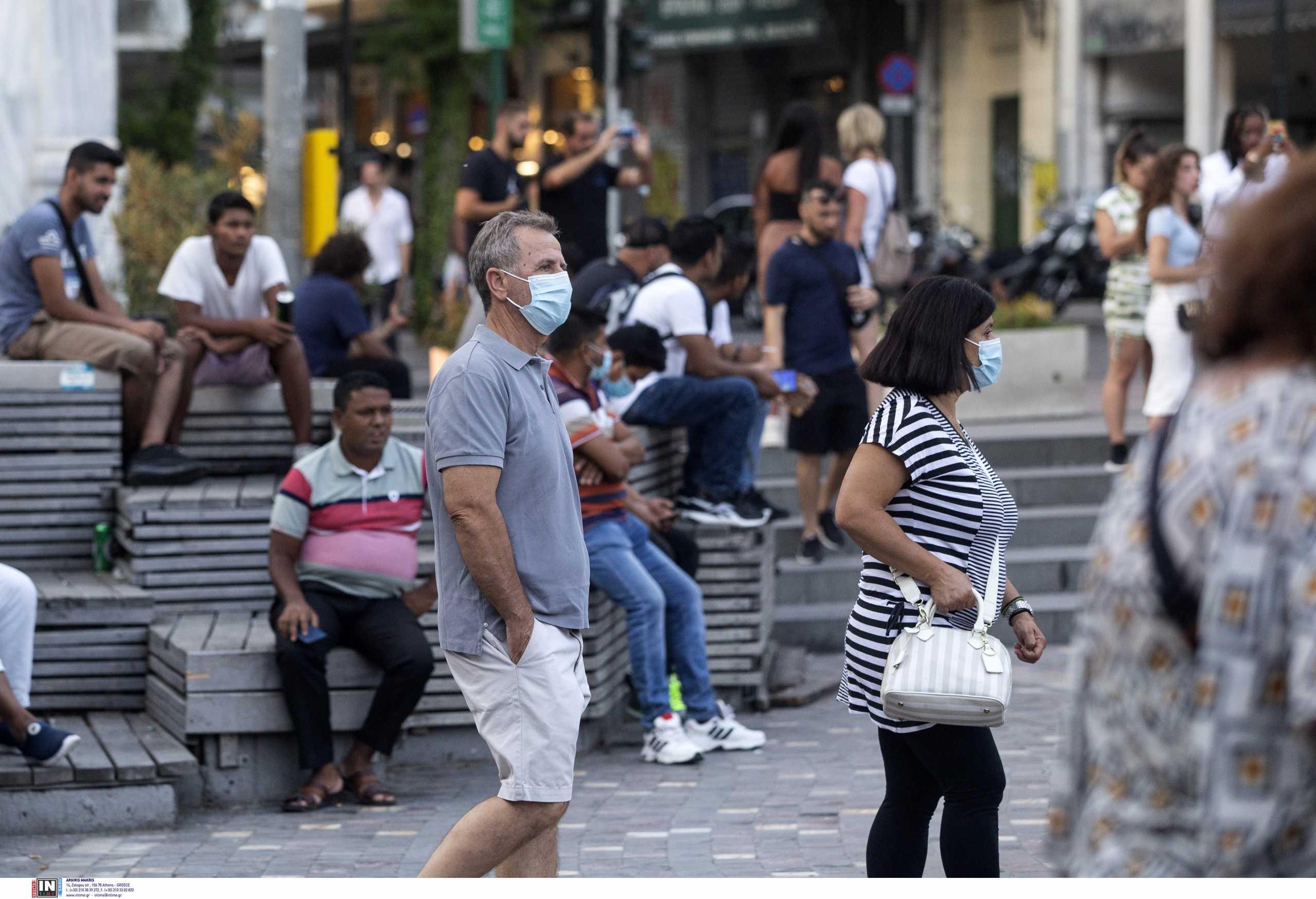 Κορονοϊός: 1.948 κρούσματα, 33 θάνατοι και 318 διασωληνωμένοι σήμερα Κυριακή (22/08)