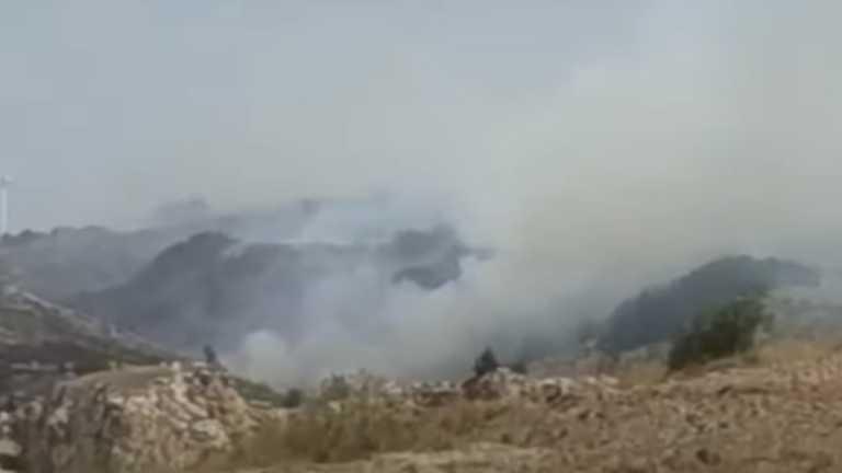 Νέα πυρκαγιά στην Κοζάνη