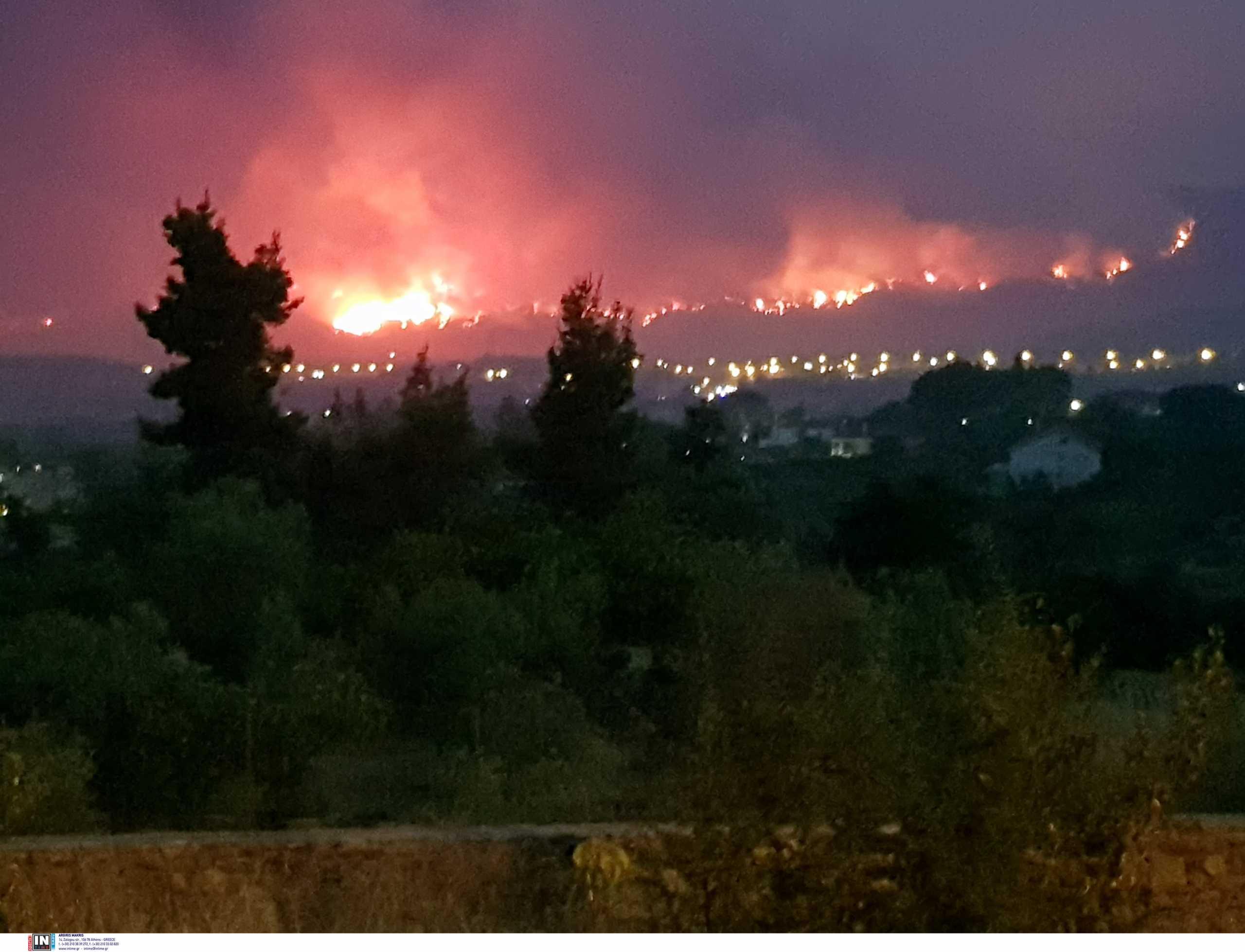 Φωτιές – Πολιτική Προστασία: Πολύ μεγάλος κίνδυνος σε πολλές περιοχές το Σάββατο 14/08
