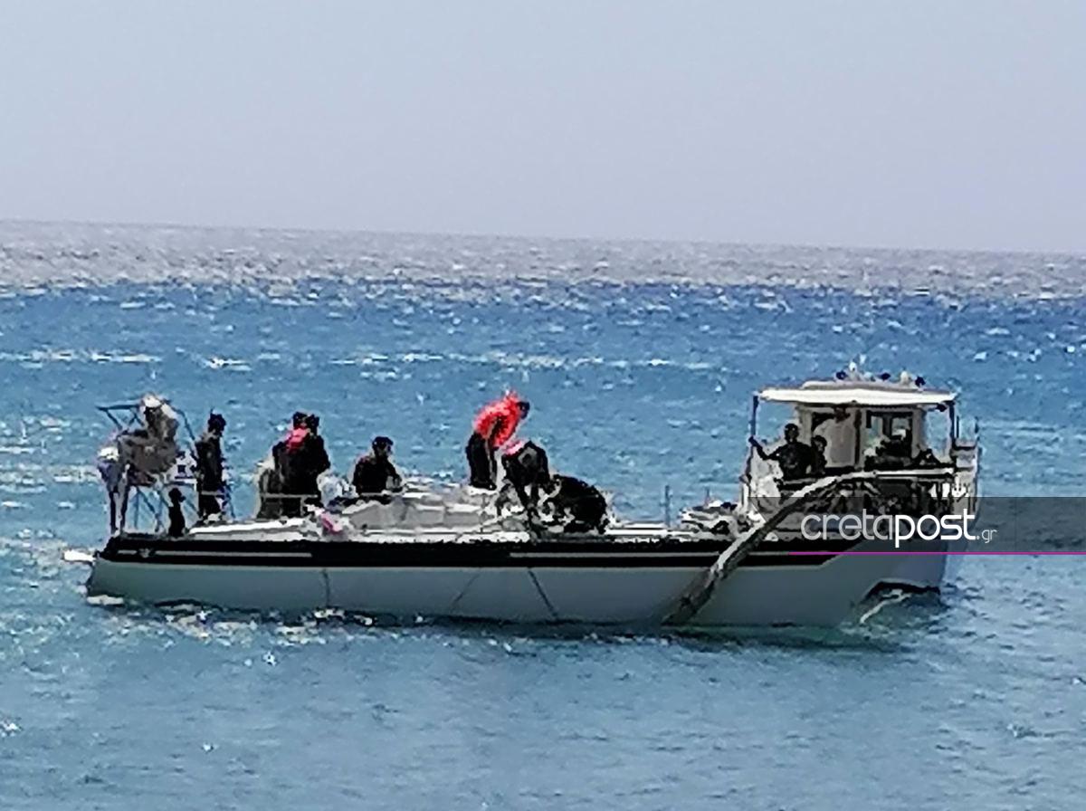 Επιχείρηση του Λιμενικού για ιστιοφόρο που εξέπεμψε SOS