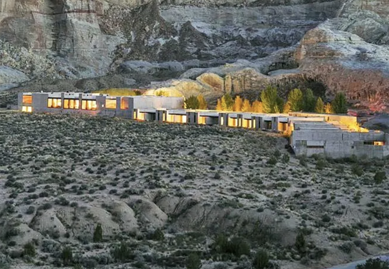 Ένα από τα πιο εντυπωσιακά ξενοδοχεία που έχουμε δει