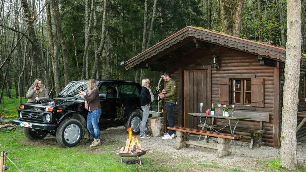 Το θρυλικό Lada Niva γίνεται ηλεκτρικό με ελάχιστα χρήματα! (pics)