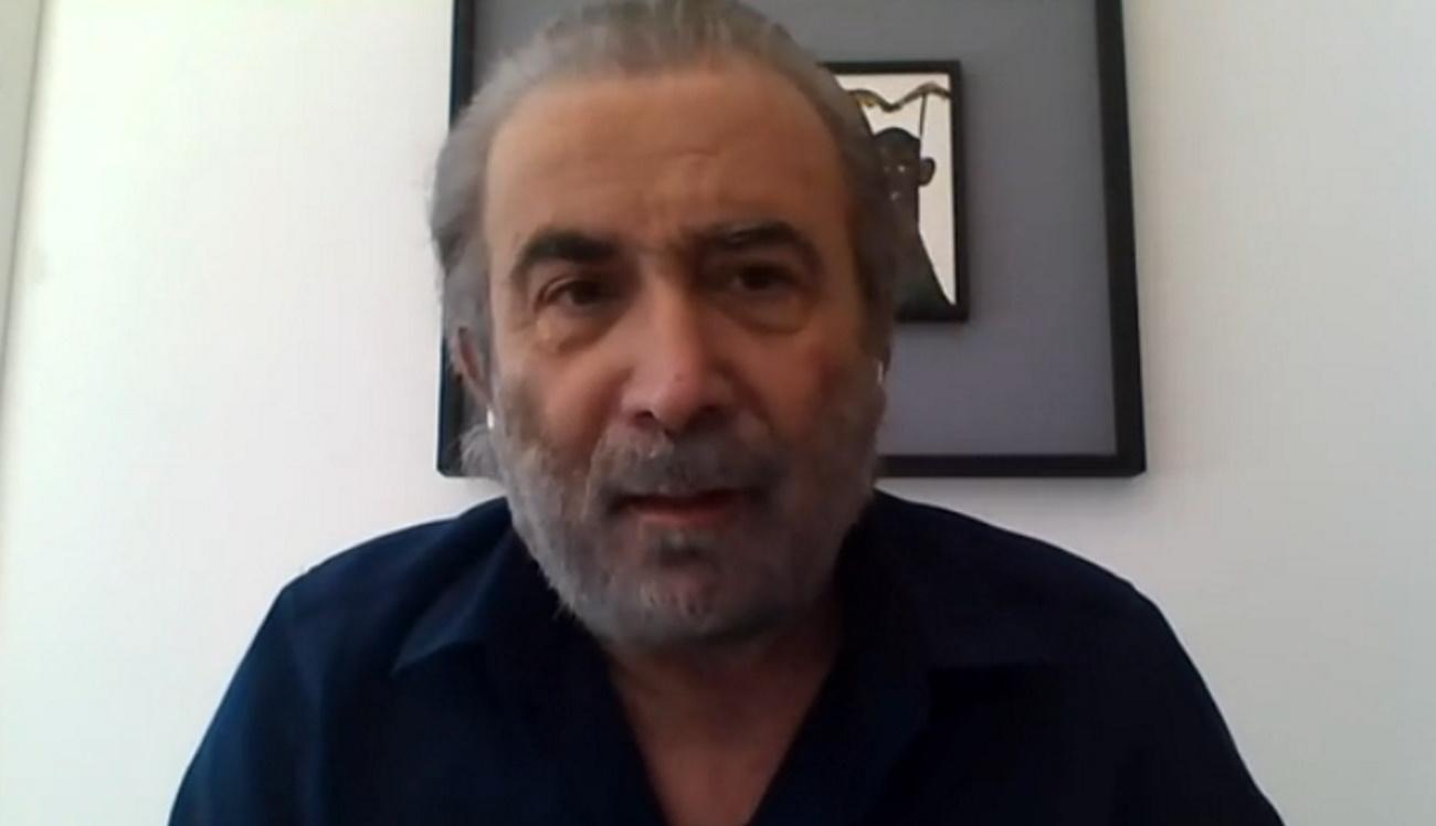 Ο Λάκης Λαζόπουλος αποκάλυψε πως γράφει νέα τηλεοπτική σειρά