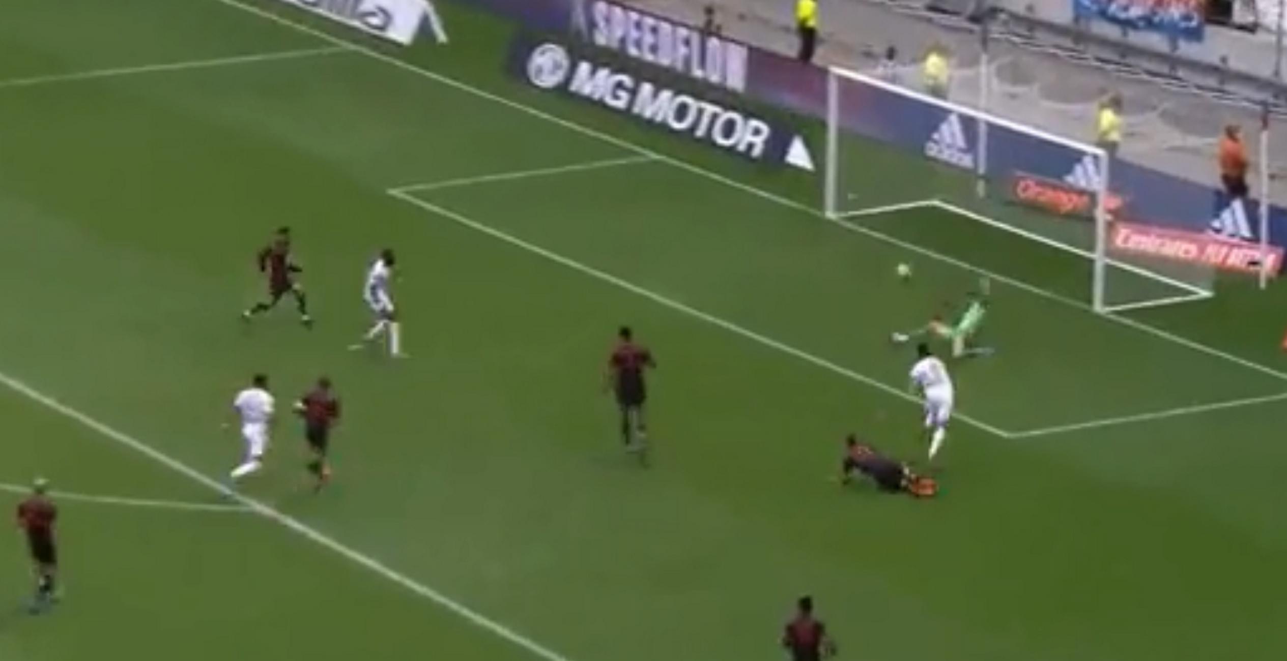 Γκολ «playstation» από τη Λιόν στη Ligue 1