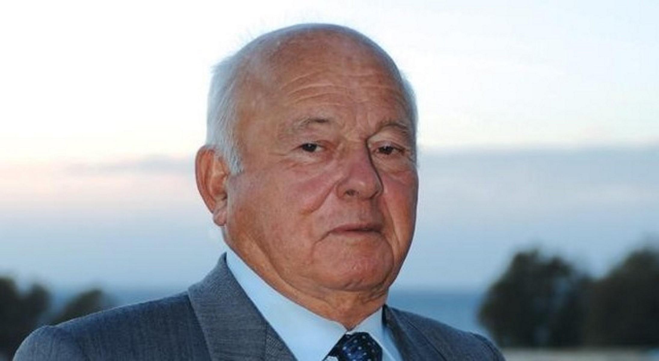 Κ. Μαντωνανάκης: Απεβίωσε ο ιδρυτής του Elounda Beach – Η ζωή και το έργο του ισχυρού ξενοδόχου