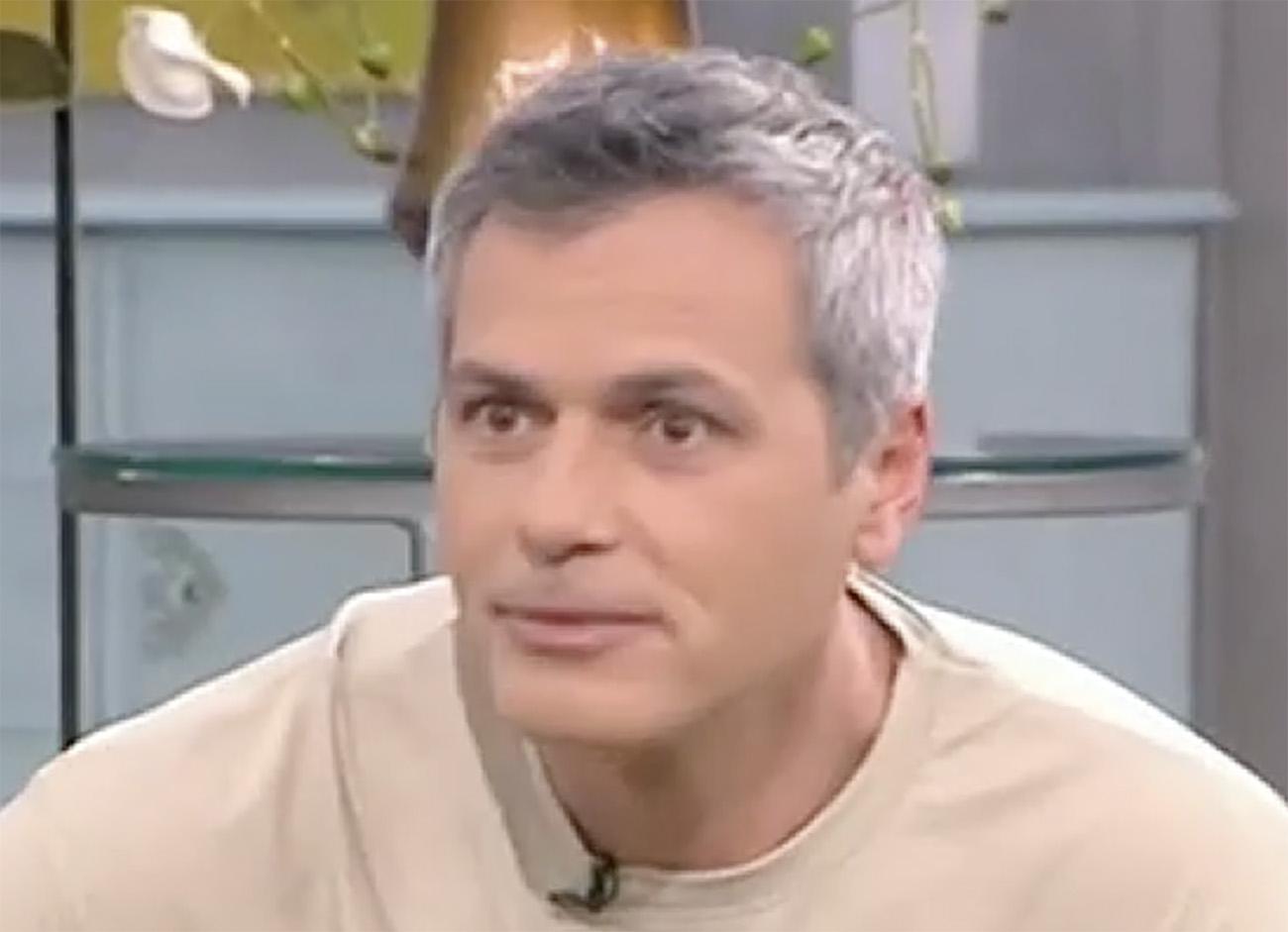 Ο Μάριος Αθανασίου αποκάλυψε ότι παντρεύτηκε τη σύντροφό του, Μάρθα Αλεξοπούλου