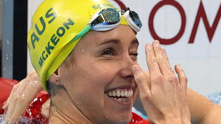 Ολυμπιακοί Αγώνες: Χρυσή η ΜακΚίον με ολυμπιακό ρεκόρ στα 50μ. ελεύθερο