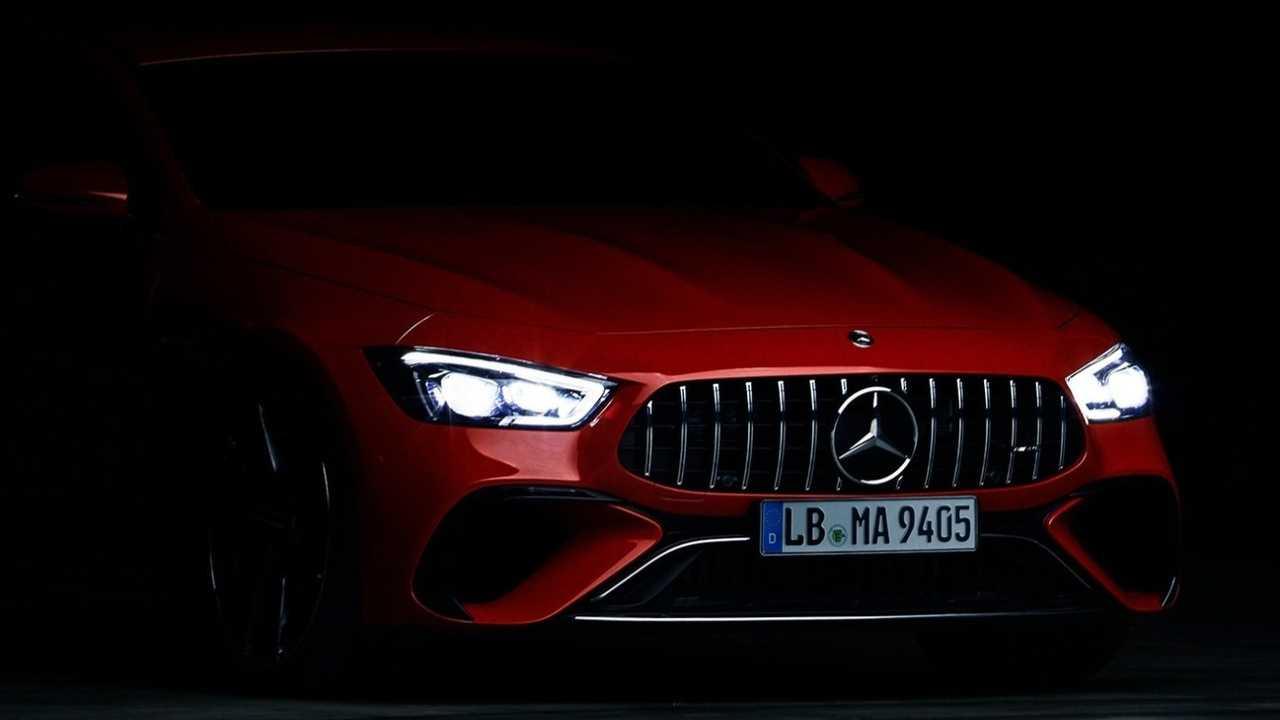 Τρομάζουν, οι προδιαγραφές της νέας Mercedes-AMG GT73e!