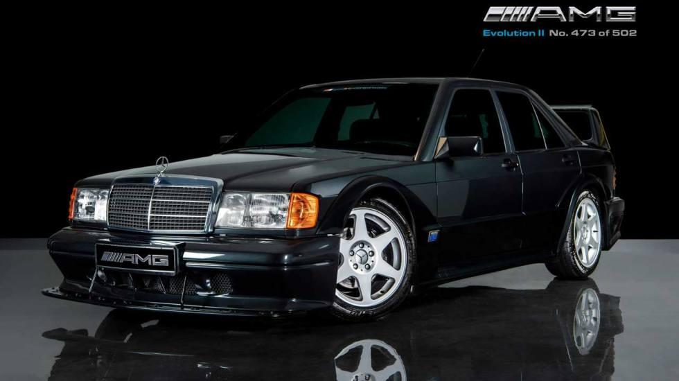 Ευκαιρία να αποκτήσετε μια από τις καλύτερες Mercedes όλων των εποχών! (pics)