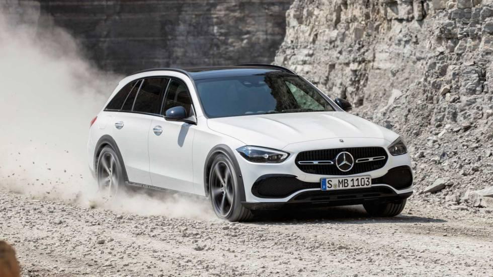 Η νέα Mercedes-Benz C-Class All-Terrain πάει παντού! (pics)