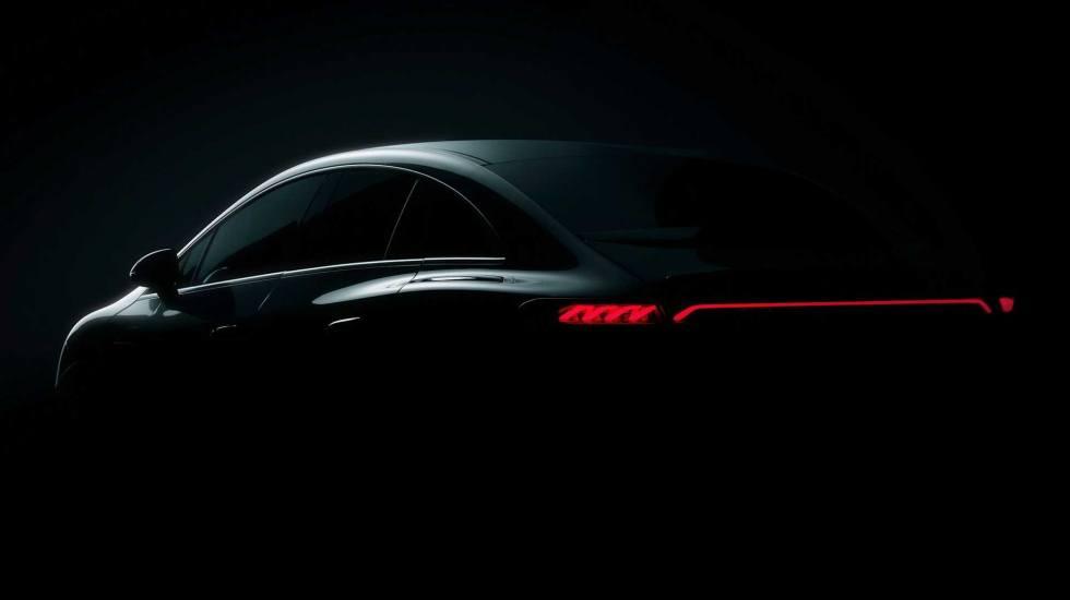 H Mercedes-Benz θα αποκαλύψει την EQE στην έκθεση του Μονάχου
