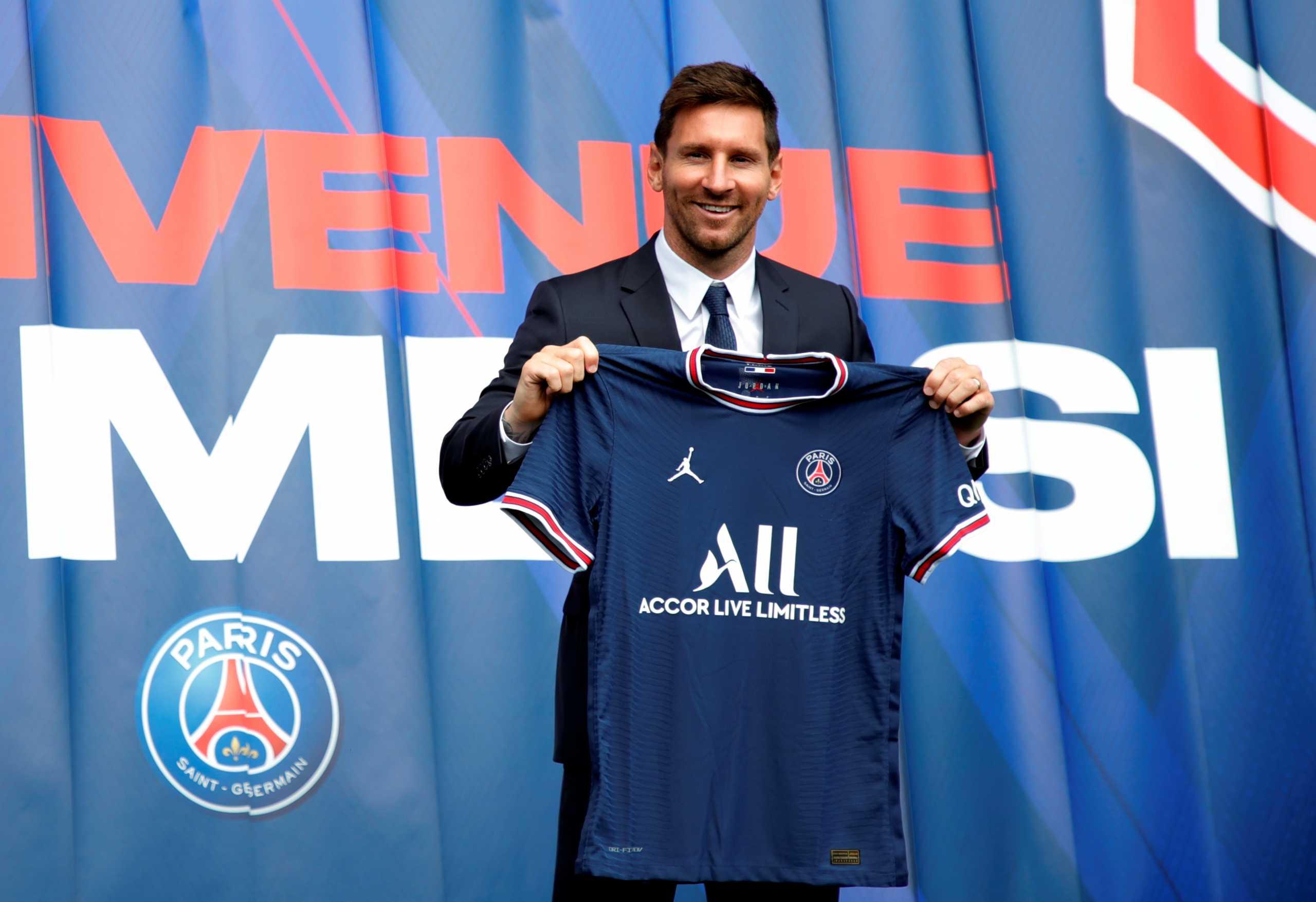 Το ντεμπούτο του Λιονέλ Μέσι με την Παρί «κλείδωσε» για την 4η αγωνιστική του πρωταθλήματος Γαλλίας