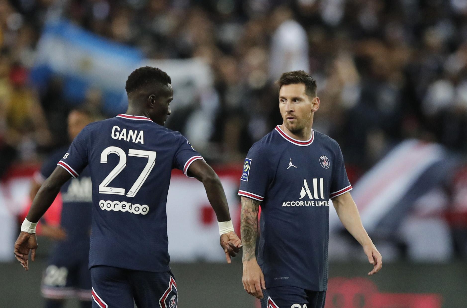 Λιονέλ Μέσι: Ντεμπούτο με την Παρί Σεν Ζερμέν στο Champions League