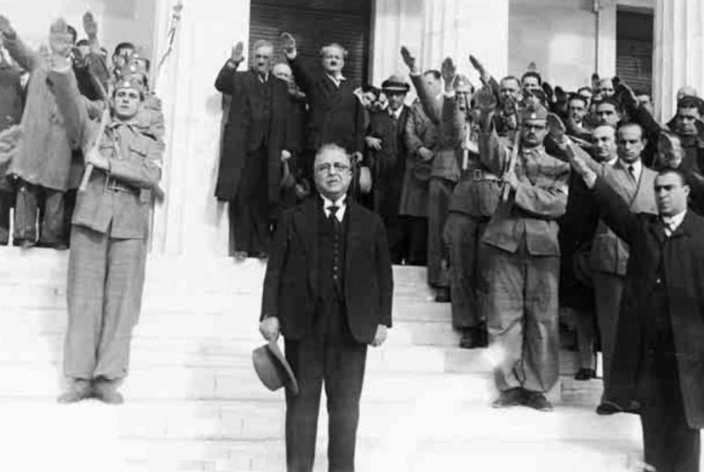 Δικτατορία 4ης Αυγούστου: Το καθεστώς Μεταξά και ο ρόλος του Παλατιού