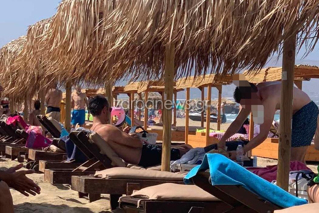 Μητσοτάκης: Για μπάνιο στα Φαλάσαρνα ο πρωθυπουργός