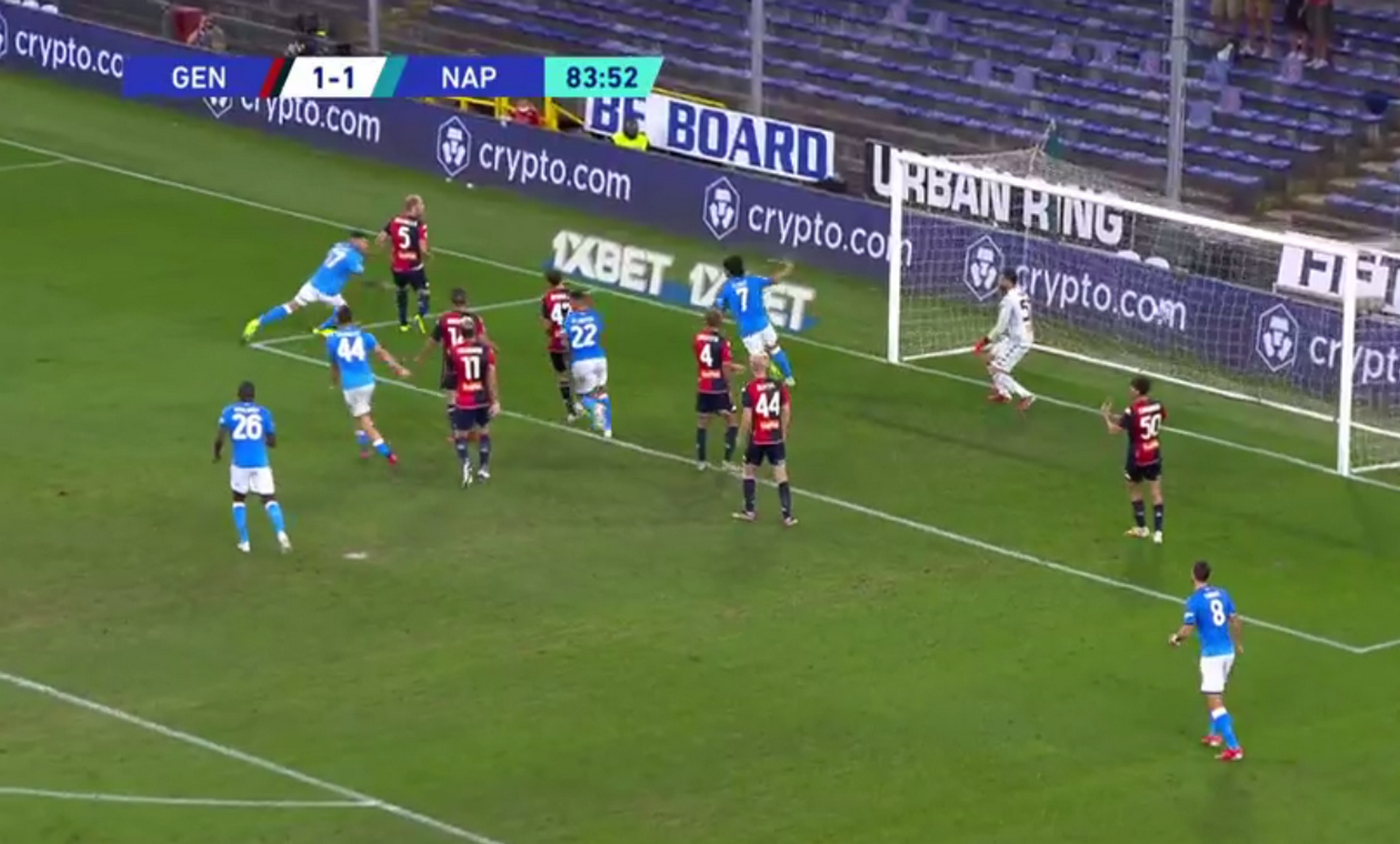Serie A: Διπλό και κορυφή για τη Νάπολι του Μανωλά