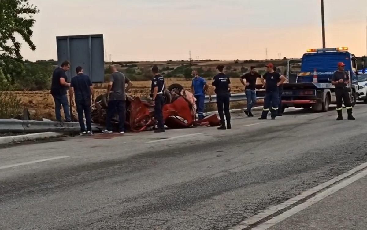 Πολύνεκρο τροχαίο στις Σέρρες – Τρεις άνθρωποι ξεψύχησαν και τέσσερις τραυματίστηκαν
