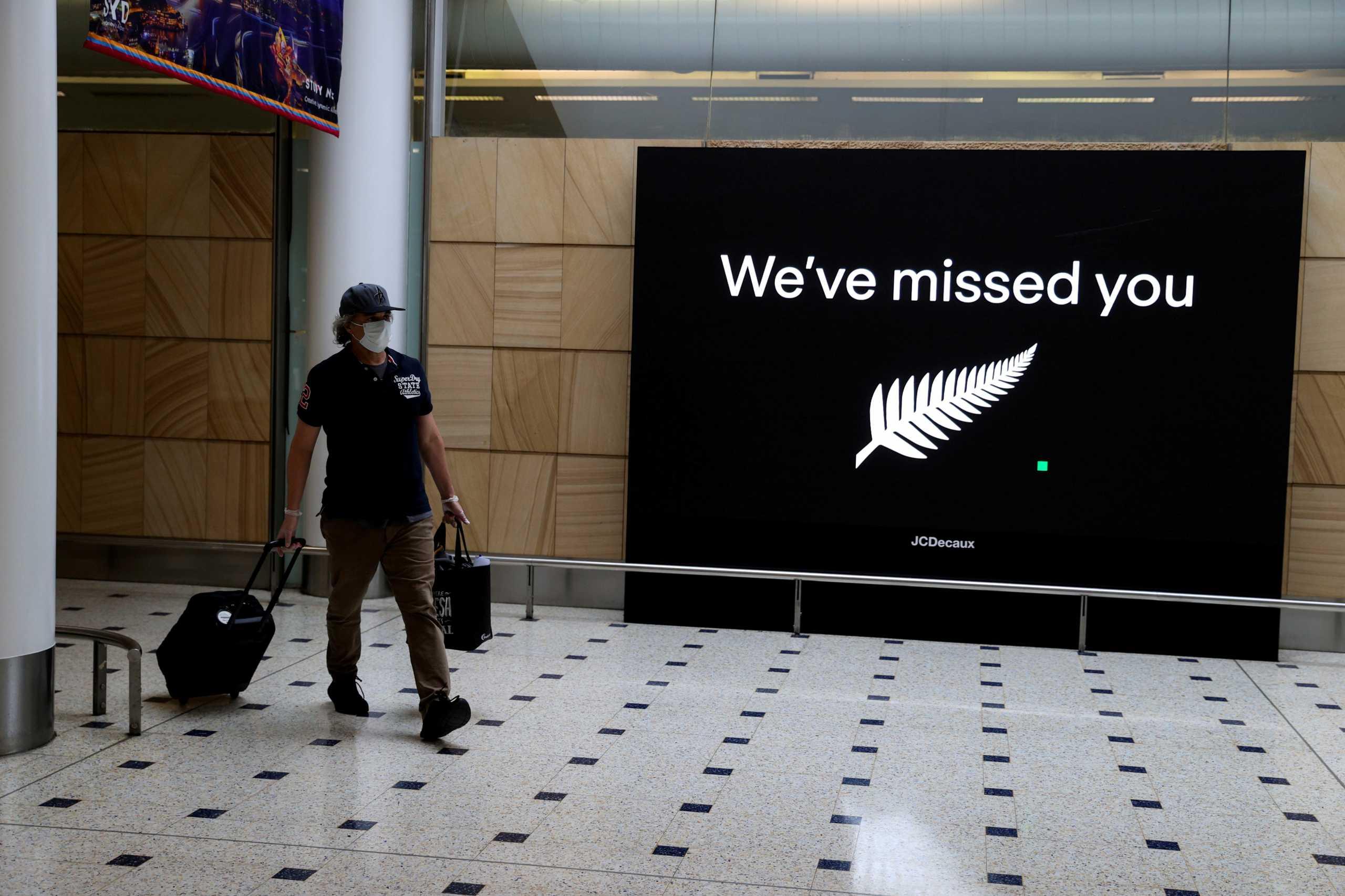 Κορονοϊός – Νέα Ζηλανδία: Lockdown σε τη όλη χώρα μετά τον εντοπισμό ενός κρούσματος