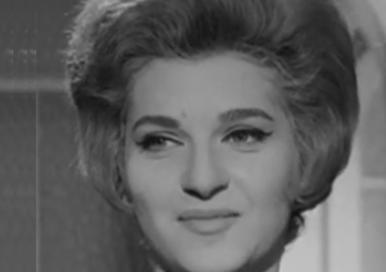 Νινή Τζάνετ: Πέθανε η αδελφή του ηθοποιού Αλέκου Τζανετάκου