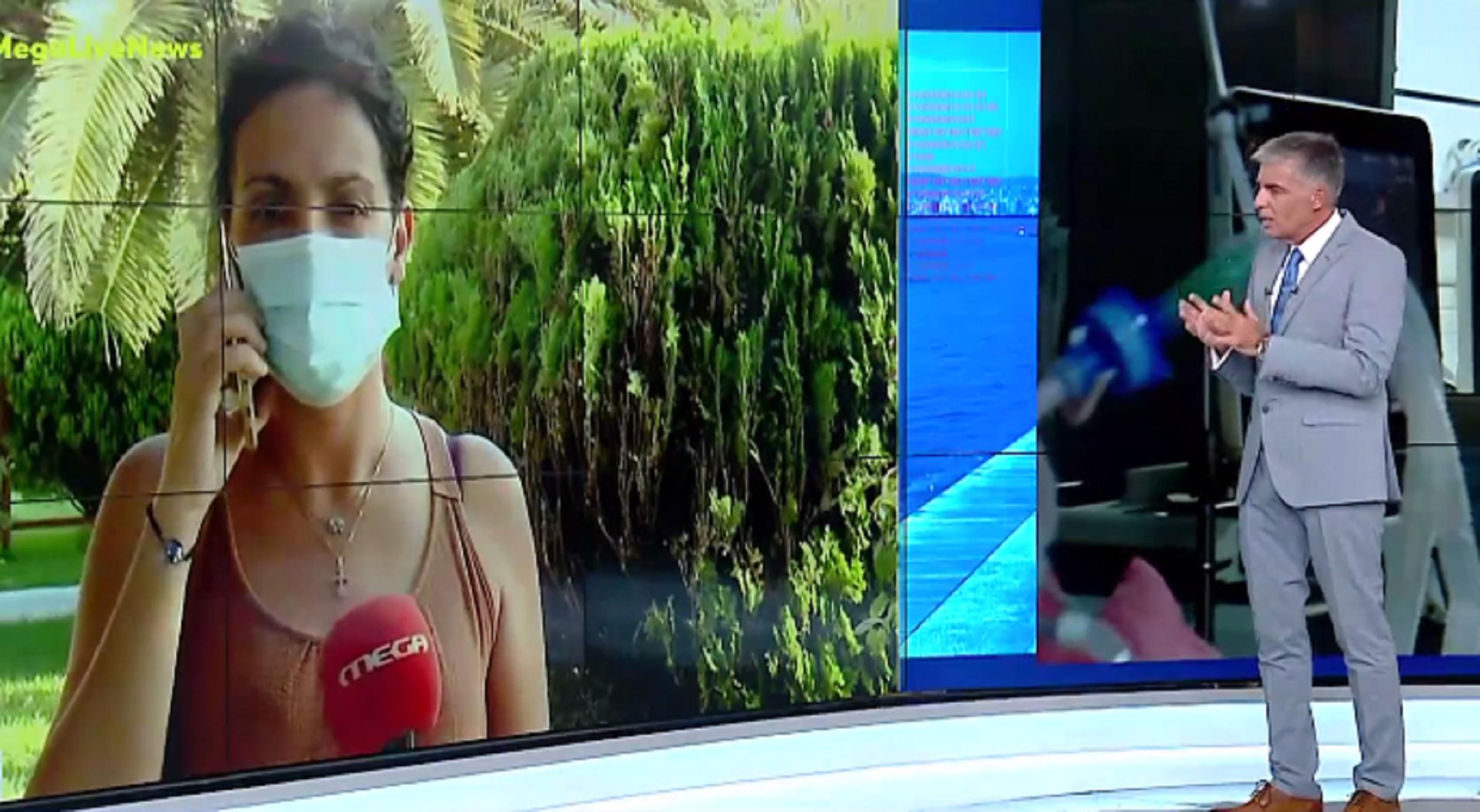 Κορονοϊός: Τι λέει στο Live News η νοσηλεύτρια που αρνείται να εμβολιαστεί