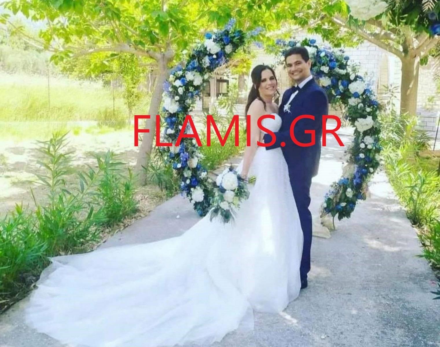 Επεισοδιακός γάμος στον Μαραθιά Φωκίδος: Η νύφη εγκλωβίστηκε στη φωτιά