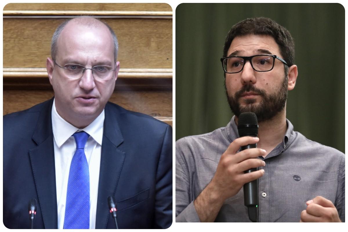 Κυβερνητικός εκπρόσωπος: Ο κ. Τσίπρας αναζητά ψήφους στις στάχτες – Ηλιόπουλος: Κάηκε η μισή χώρα