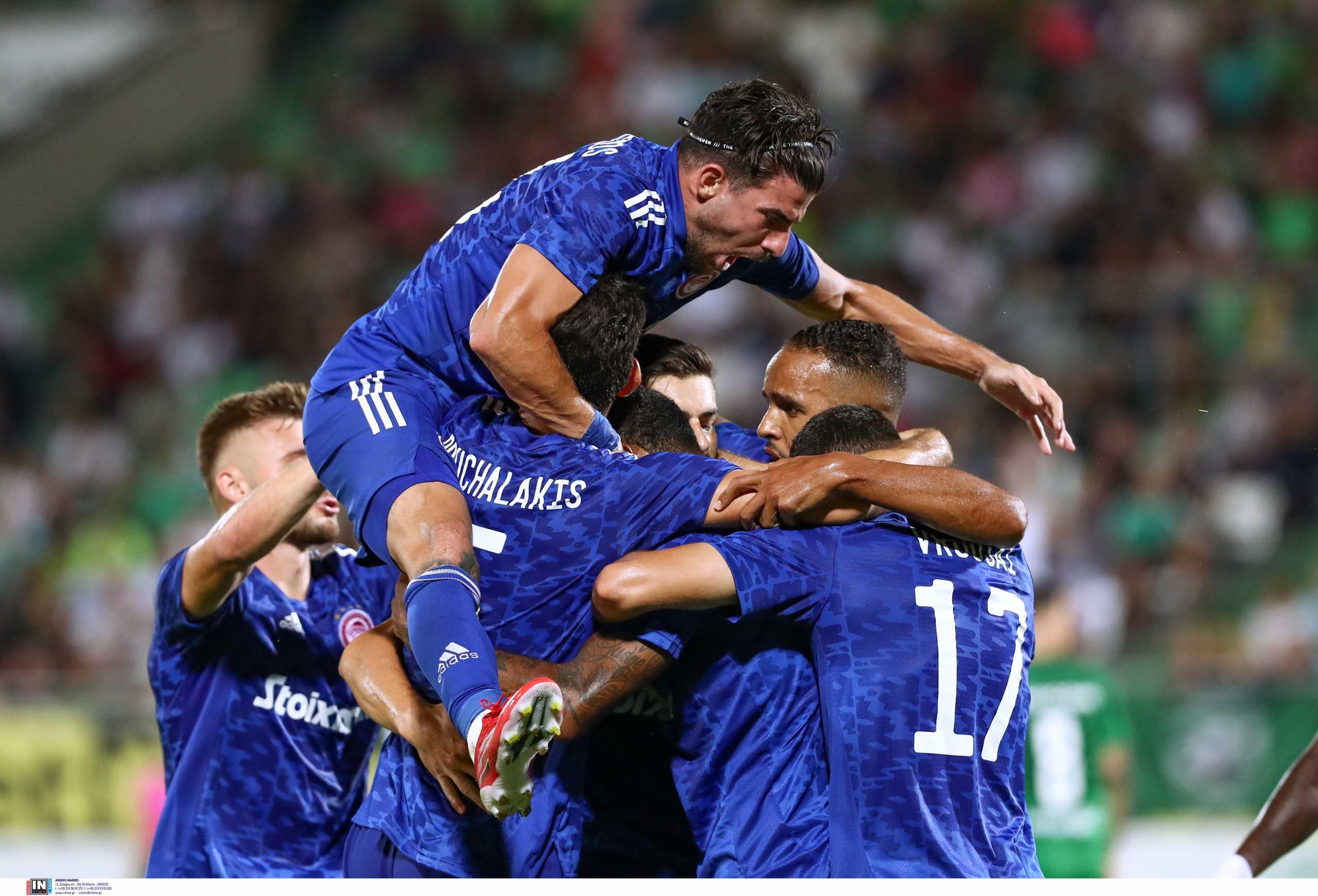 Ολυμπιακός: Πότε παίζει στο Europa League με την Σλόβαν Μπρατισλάβας