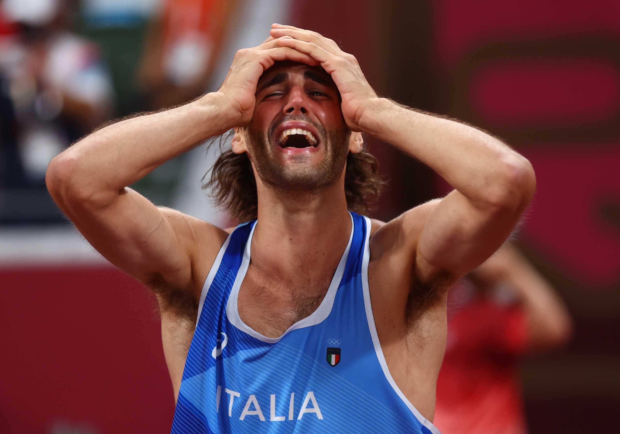 Ολυμπιακοί Αγώνες: Μοιράστηκαν το χρυσό μετάλλιο οι Ταμπέρι και Μπαρσίμ στον συγκλονιστικό τελικό του ύψους