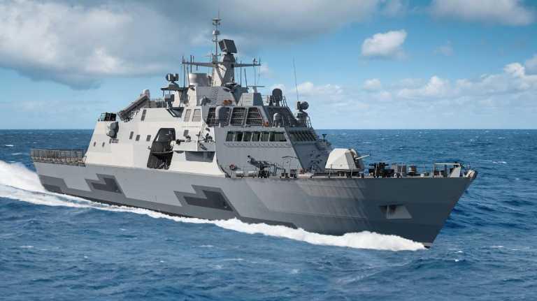«Πιέζει» για τις φρεγάτες του ΠΝ η Lockheed Martin με «deals» στην αμυντική βιομηχανία