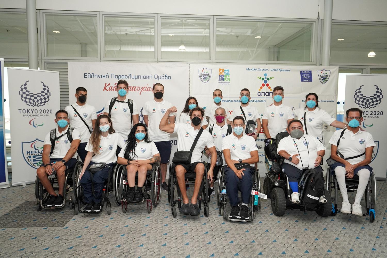 Αρχίζουν οι Παραολυμπιακοί Αγώνες, ρίχνονται στη μάχη οι Έλληνες αθλητές