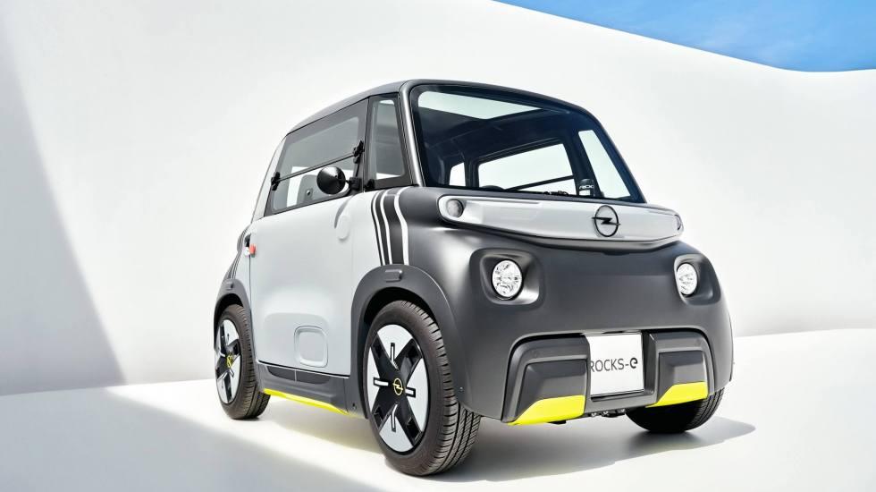 To Rocks-e είναι η νέα πρόταση της Opel για την αστική κινητικότητα! (pics)