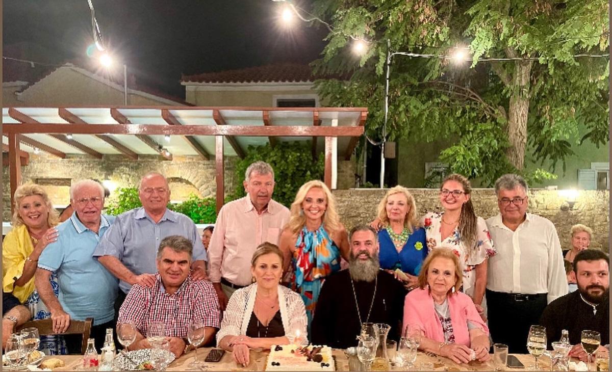 Η Ματίνα Παγώνη απαντά στα σχόλια για το πάρτι στη Λήμνο και τις εικόνες συνωστισμού