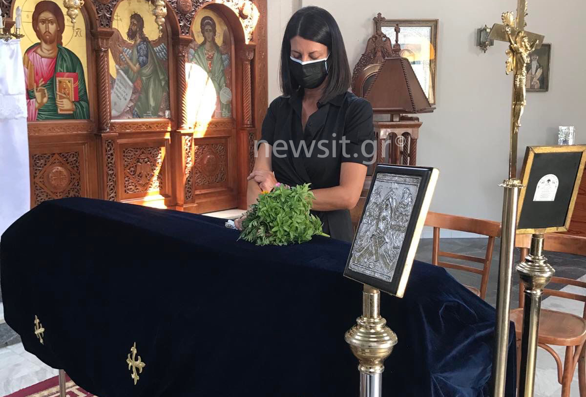 Βαρύ πένθος για τη Βασιλική Παναγιωτοπούλου