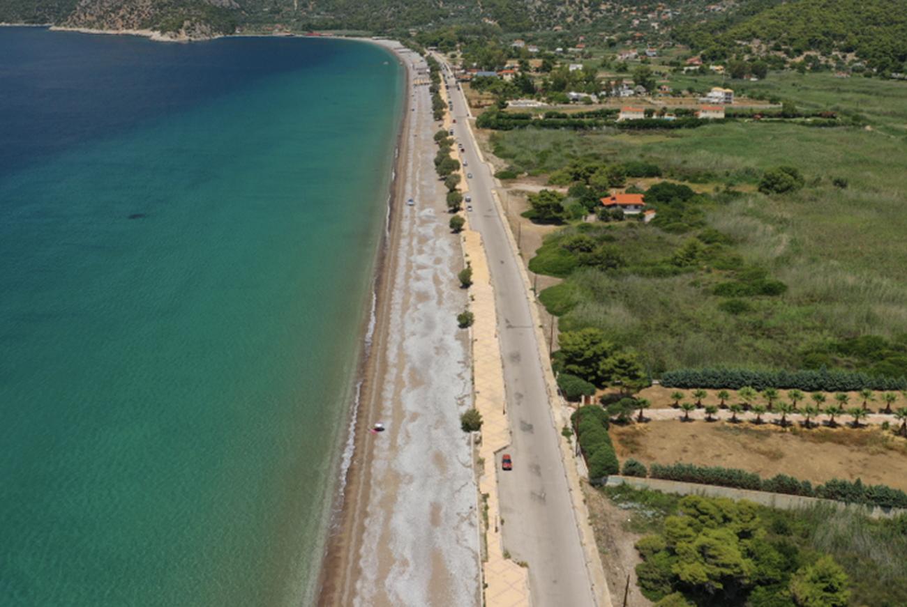 Παραλίες Αττικής: Η ατελείωτη Ψάθα που μοιάζει με νησί