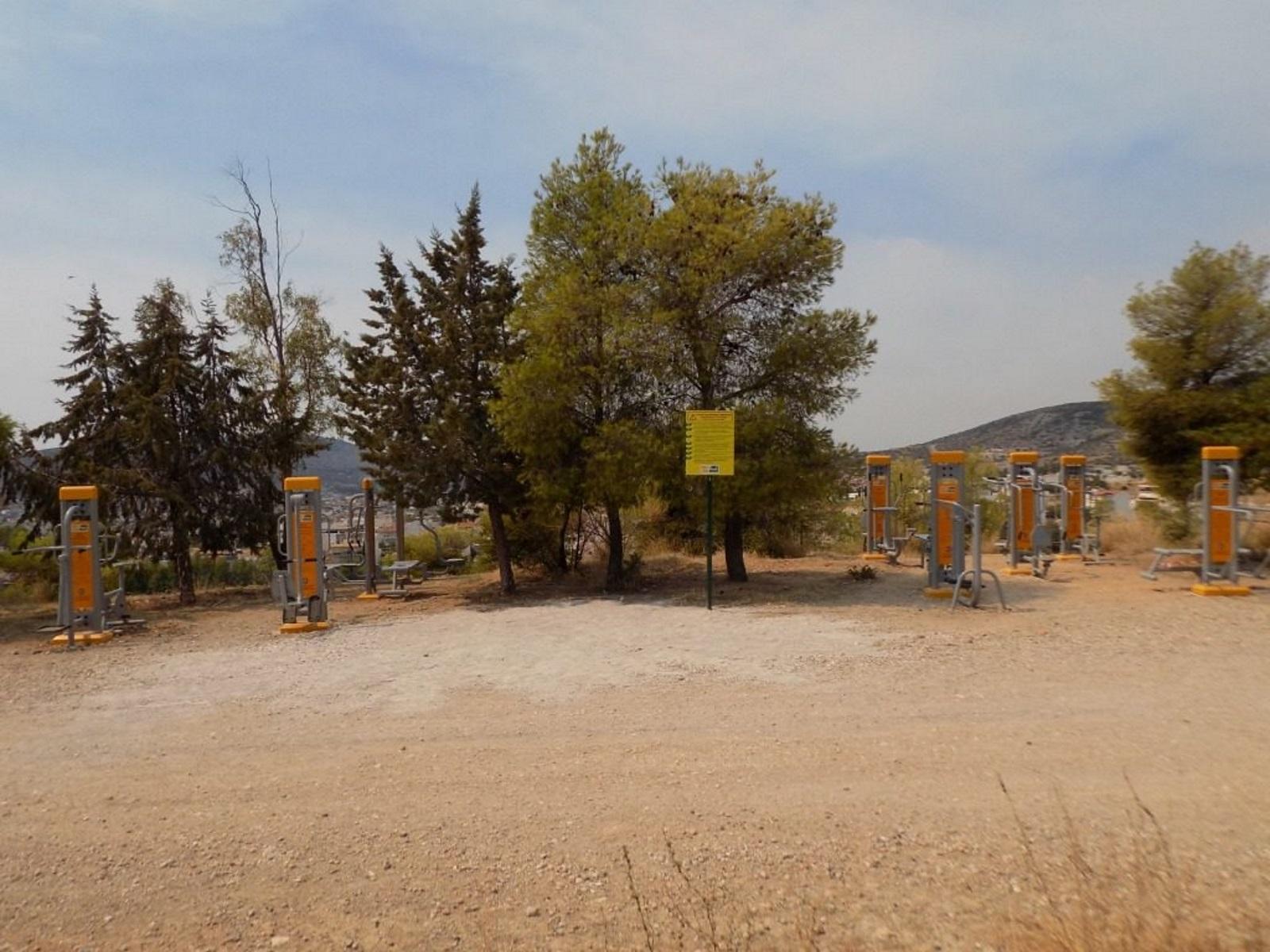 Αυτό είναι το νέο αθλητικό πάρκο στα Άνω Λιόσια