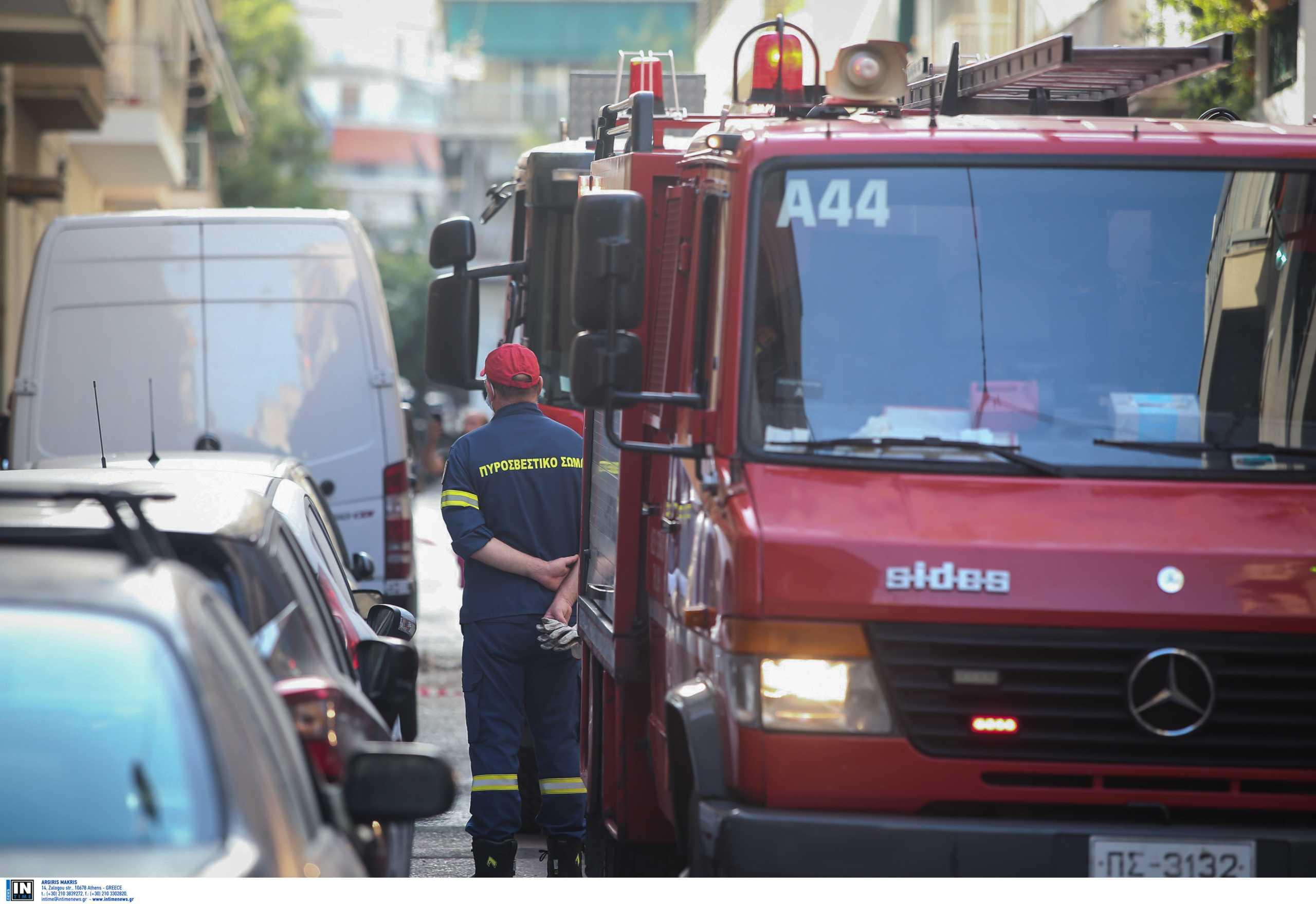 Κάτω Πατήσια: Η έκρηξη τον εκσφενδόνισε από το σπίτι!