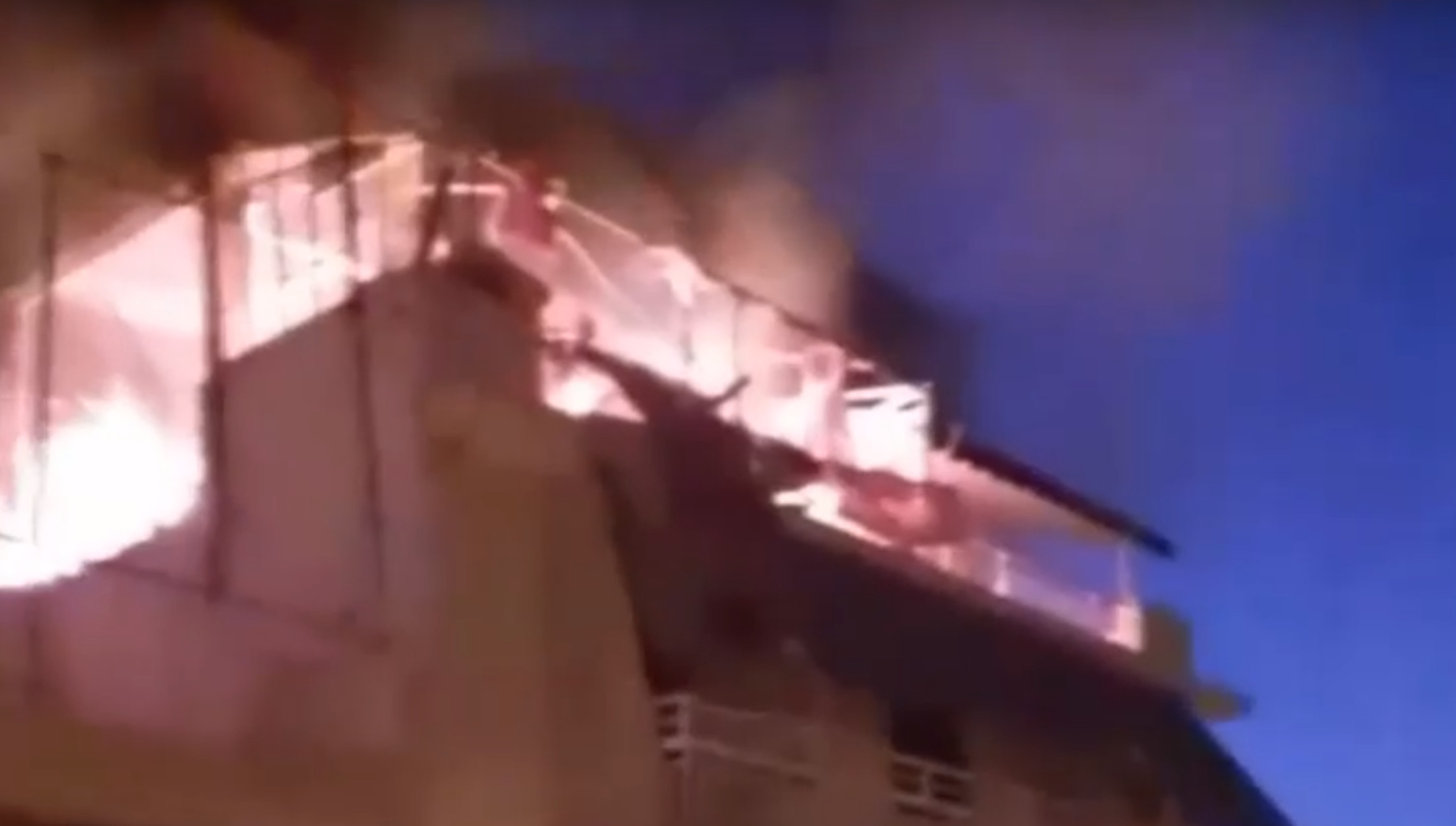 Κάτω Πατήσια: Βίντεο ντοκουμέντο από την έκρηξη στο διαμέρισμα με δύο νεκρούς
