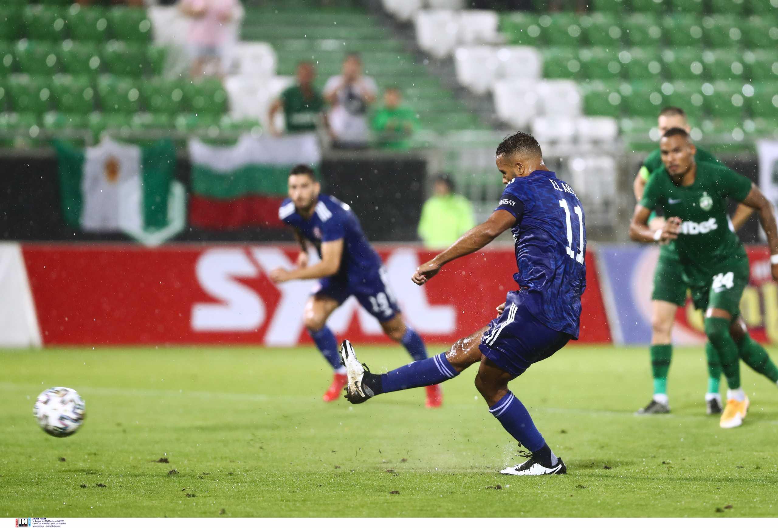 Λουντογκόρετς – Ολυμπιακός: Το «σωτήριο» πέναλτι – γκολ του Ελ Αραμπί
