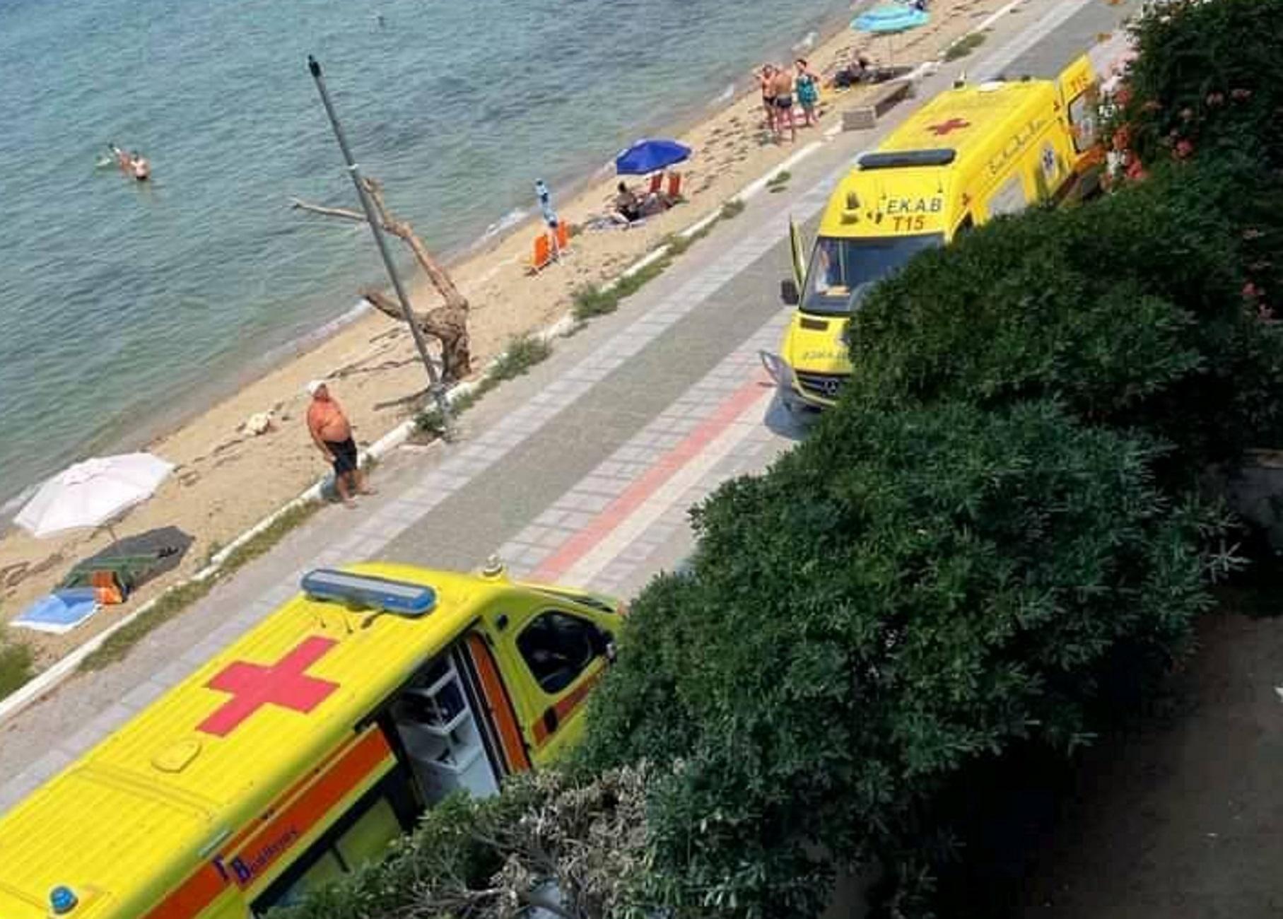 Θεσσαλονίκη: Βουτιά θανάτου από την ταράτσα οικοδομής στην παραλία της Περαίας