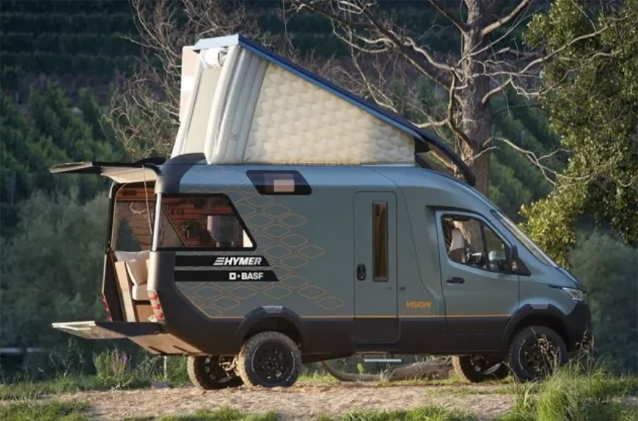 6 camper vans για να κάνεις εκείνο το οδικό ταξίδι που πάντα ονειρευόσουν