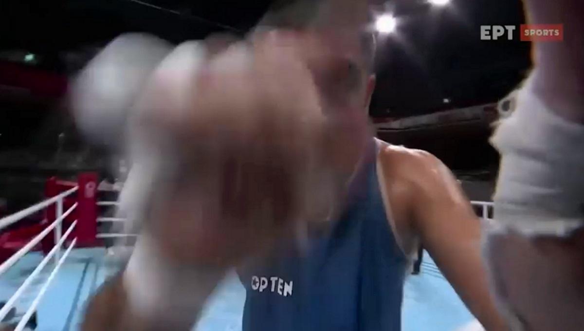 Ολυμπιακοί Αγώνες: Αδιανόητο ξέσπασμα από πυγμάχο, χτύπησε την κάμερα