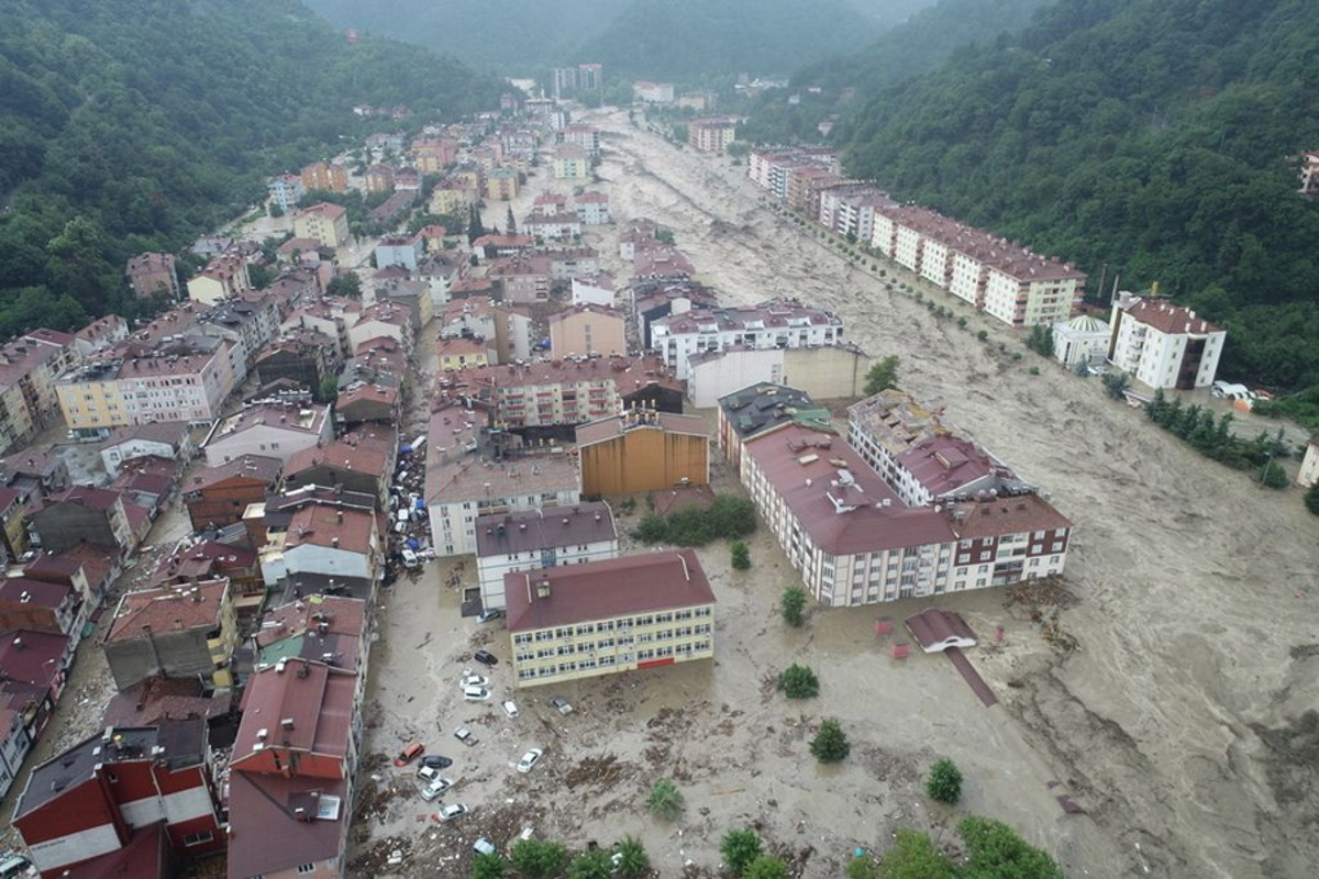 Τουρκία: Τουλάχιστον 11 άνθρωποι έχασαν τη ζωή τους από τις σαρωτικές πλημμύρες