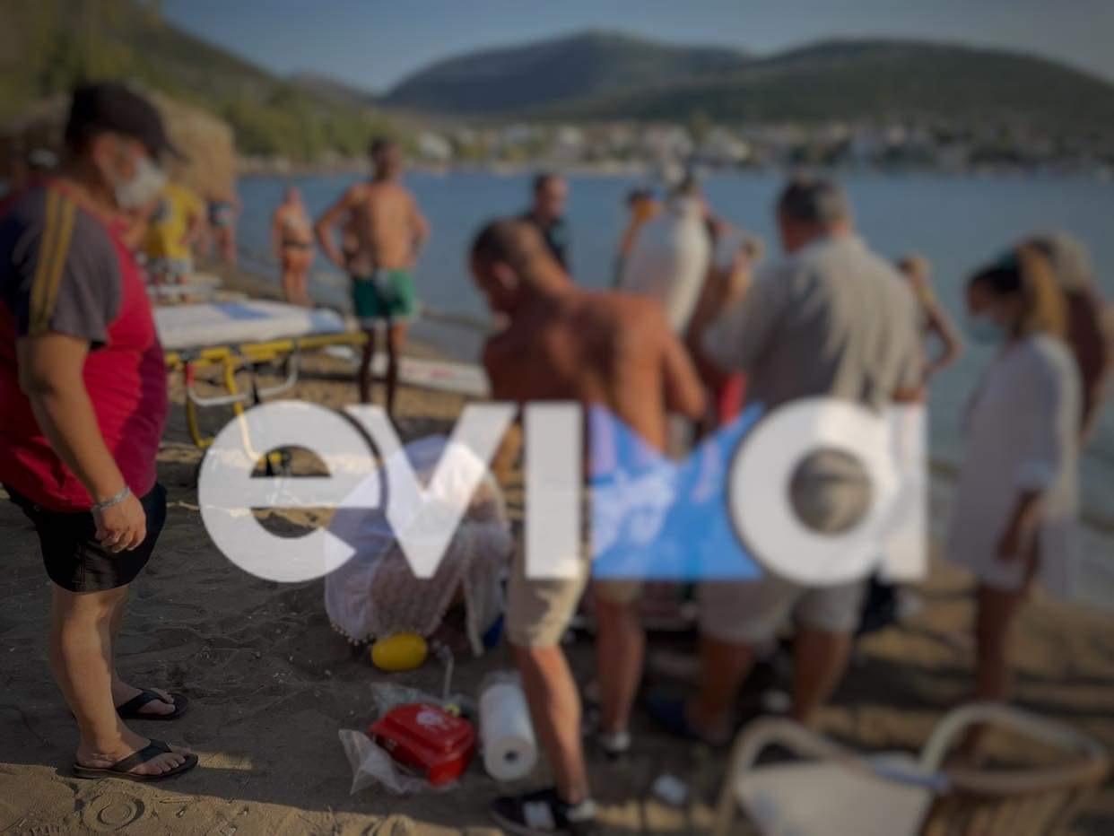 Εύβοια: Γυναίκα έπαθε εγκεφαλικό ενώ κολυμπούσε – Πώς σώθηκε την τελευταία στιγμή