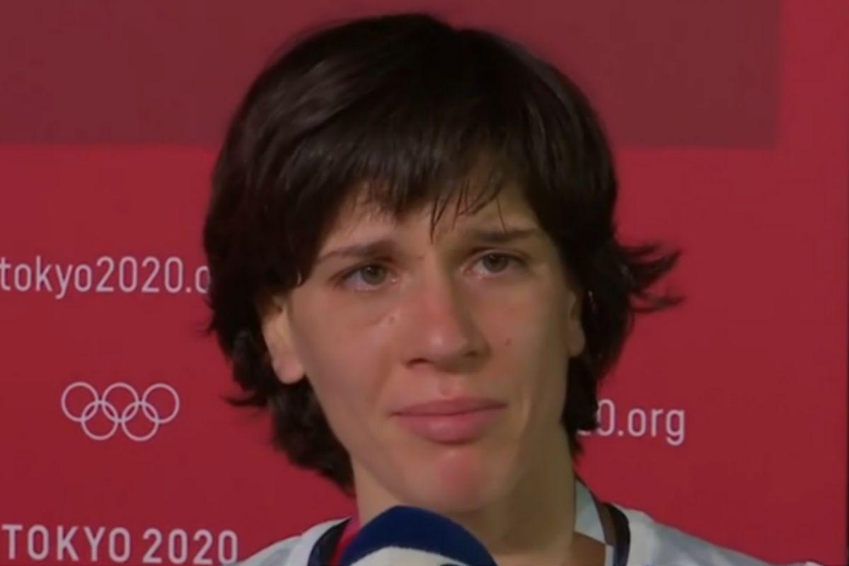 Με δάκρυα στα μάτια η Μαρία Πρεβολαράκη: «Συγγνώμη»