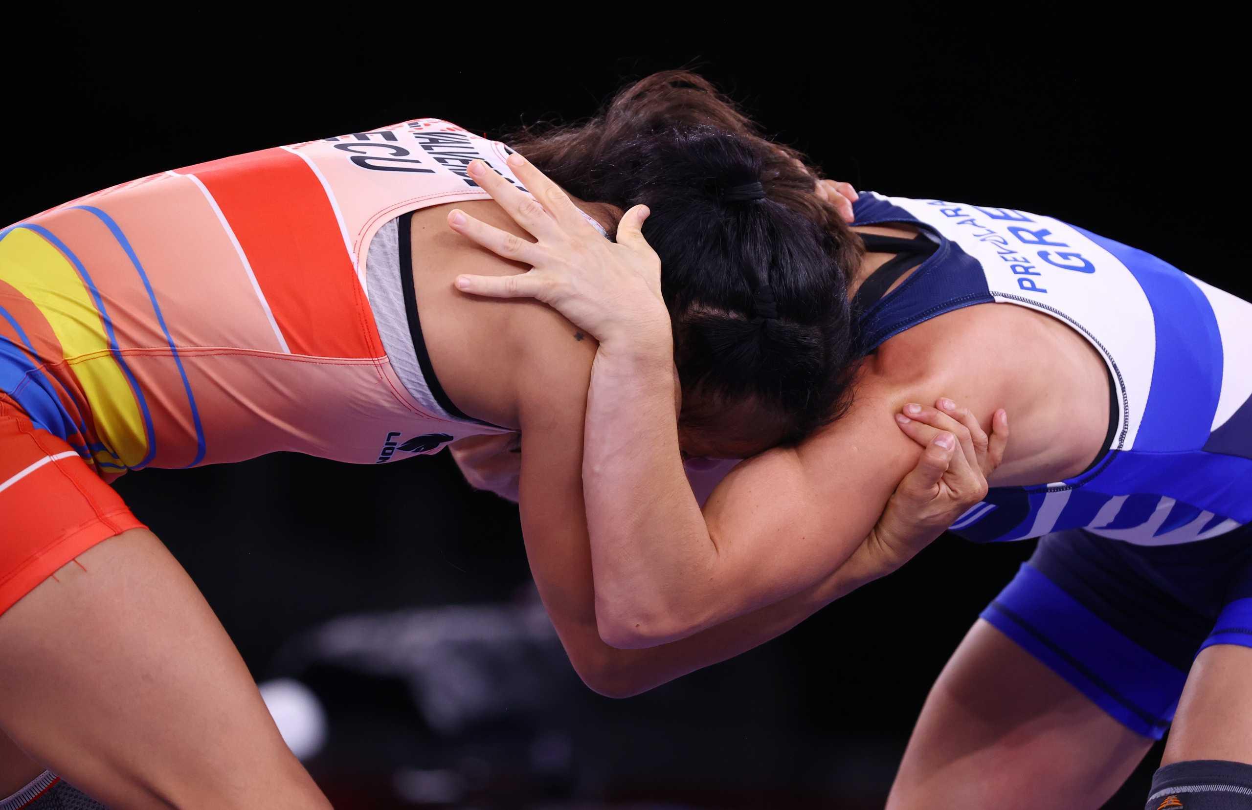 Ολυμπιακοί Αγώνες – Μαρία Πρεβολαράκη: Έχασε από Βαλβέρδε, αλλά ελπίζει
