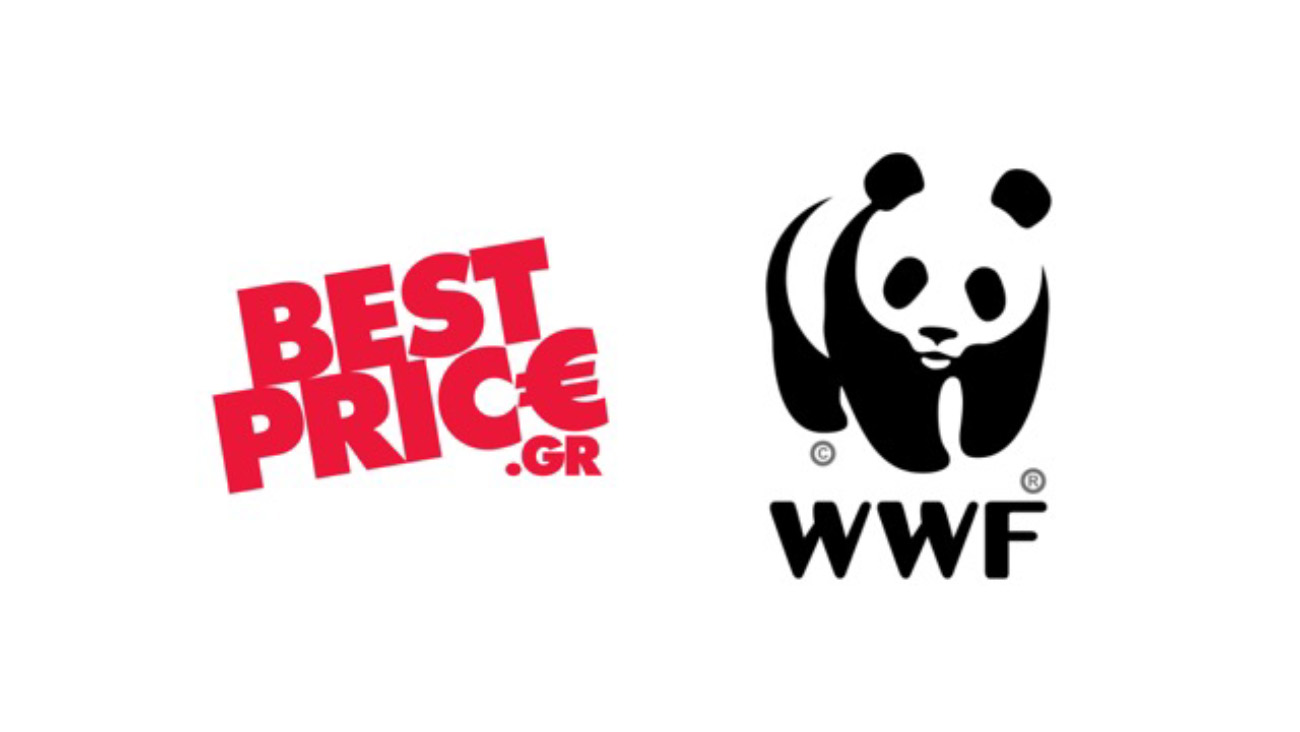 BestPrice.gr και WWF Ελλάς ενώνουν τις δυνάμεις τους για ένα καλύτερο μέλλον