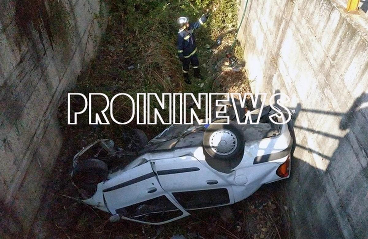 Τροχαίο με έναν νεκρό και 4 τραυματίες στην Καβάλα – Όλοι νεαροί