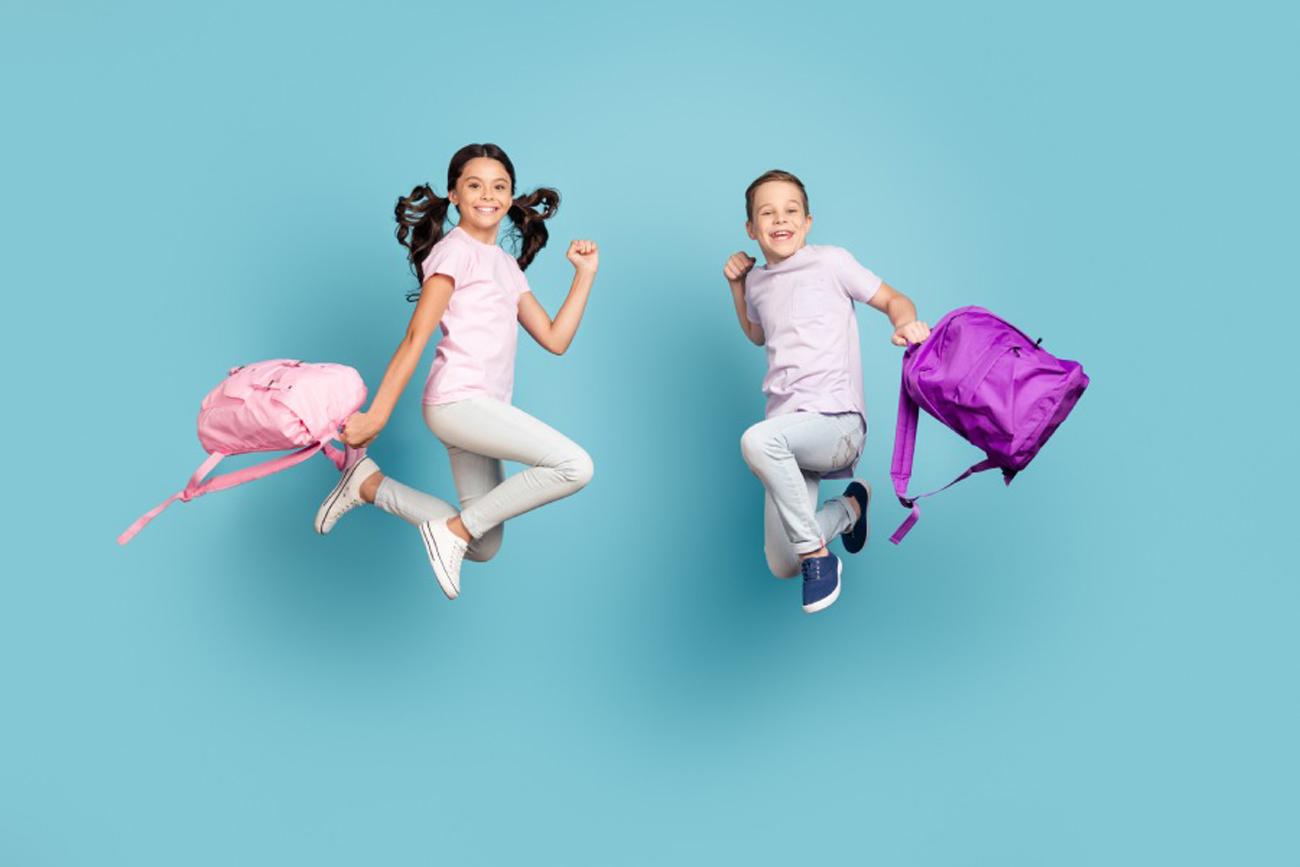 Back to School 2021: Σχολικές τσάντες για όλες τις ηλικίες και τα γούστα, μόνο στο Public!