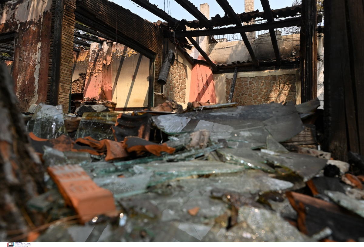 Arogi.gov.gr: Καταβλήθηκαν οι πρώτες αποζημιώσεις σε 528 πυρόπληκτους